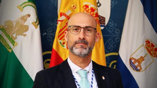 El delegado de Transición Ecológica del Ayuntamiento de Alcalá de Guadaíra (Sevilla), Pablo Chaín.