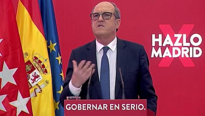 'Hazlo por Madrid', lema de campaña del PSOE para el 4 de mayo