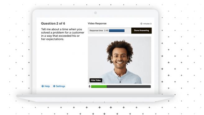 Uno de los algoritmos basados en inteligencia artificial que las grandes empresas están empleando para sus entrevistas laborales es HireVue