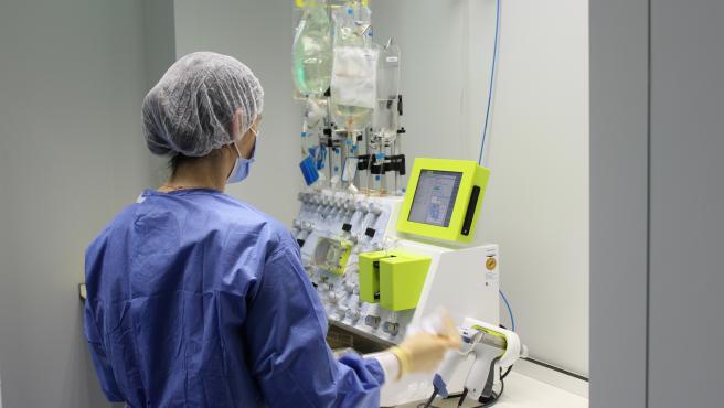 La Unidad de Terapias Avanzadas del Hospital Universitari i Politècnic La Fe y del Instituto de Investigación Sanitaria La Fe (IIS La Fe) ha producido su primera terapia celular.