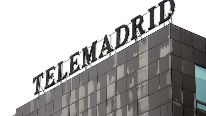 Archivo - Imagen de recurso del exterior de la sede de Telemadrid
