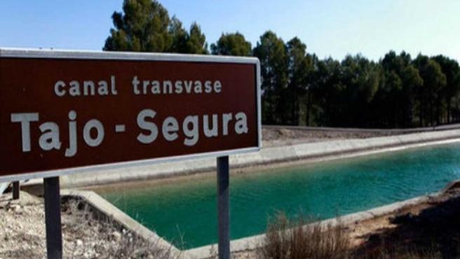 Archivo - Trasvase Tajo-Segura.