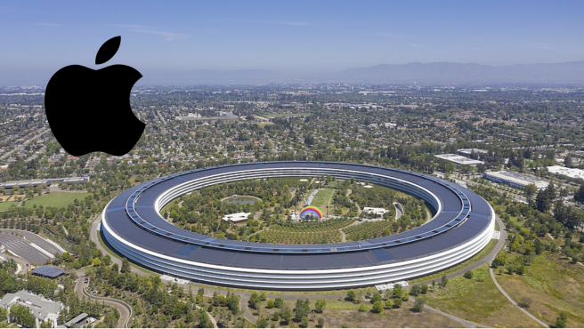 El evento de Apple se celebrará en el Apple Park, en Cupertino (California, EEUU).
