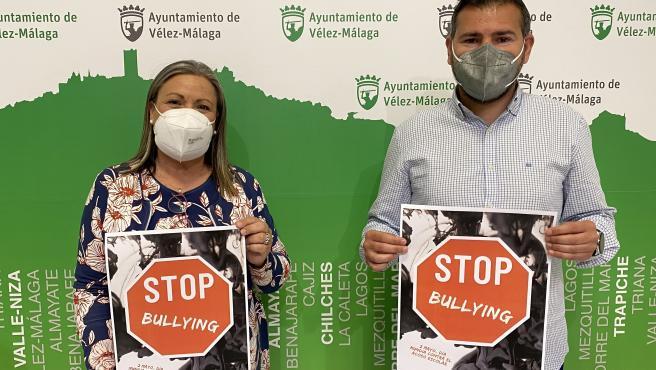 Presentación campaña 'Stop Bullying'