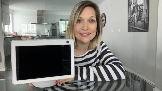 Probamos el nuevo Echo Show 10, el altavoz inteligente con pantalla de Amazon.