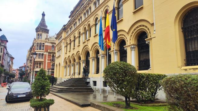 Archivo - Sede de Presidencia del Principado