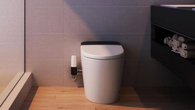 La velocidad y presión del inodoro de Xiaomi alcanza un caudal superior a 3 litros por segundo.