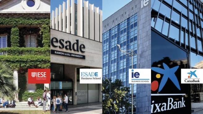 Las escuelas de negocio ven en el nuevo CaixaBank el modelo a seguir por la banca europea.