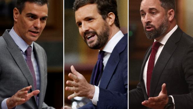 Políticos españoles.