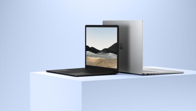 Una nueva generación que se une a la familia de portátiles con el mismo diseño.