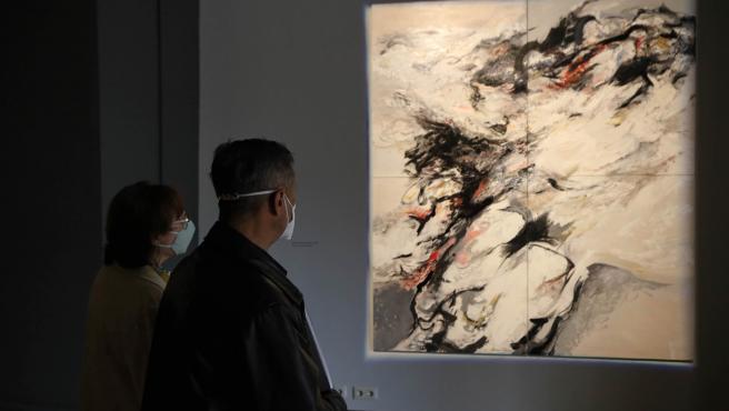 El Centre Cultural La Nau de la Universitat de València acoge entre el 15 de abril y el 6 de junio la exposición 'Sense límits. Testimonis i emocions al laberint de l'existència', de la artista Aurora Valero