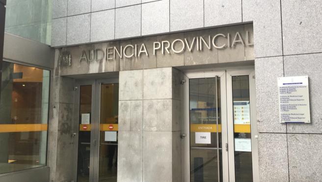 Archivo - Juzgados en Oviedo y Audiencia Provincial