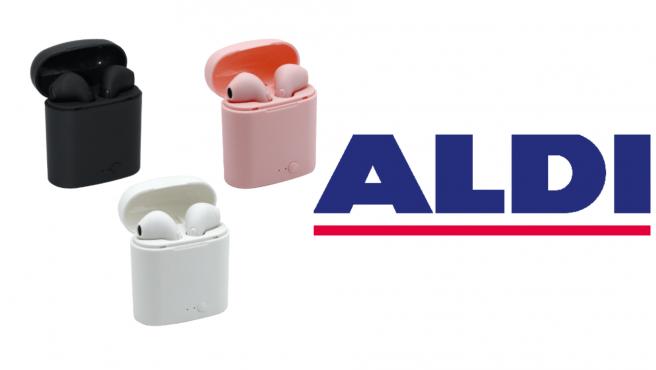 Los auriculares inalámbricos de Aldi están en oferta desde el 17 de abril.