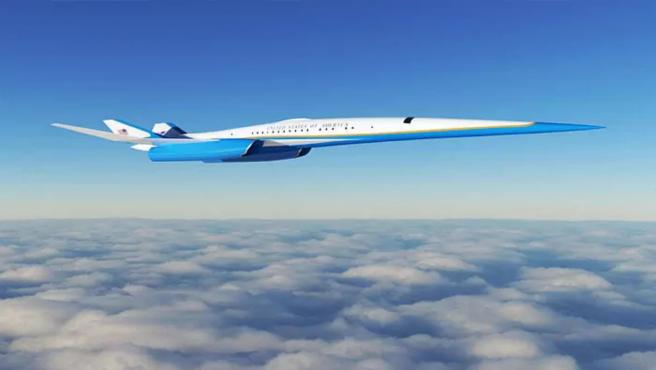 Será el avión del futuro presidente de EEUU y tendrá una capacidad para 31 pasajeros.