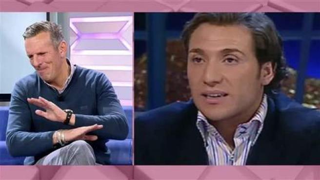 Joaquín Prat opina sobre Antonio David en 'El programa de Ana Rosa'.