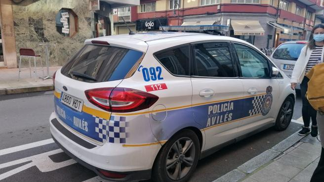 Juzgados de Avilés. Policía Local de Avilés.