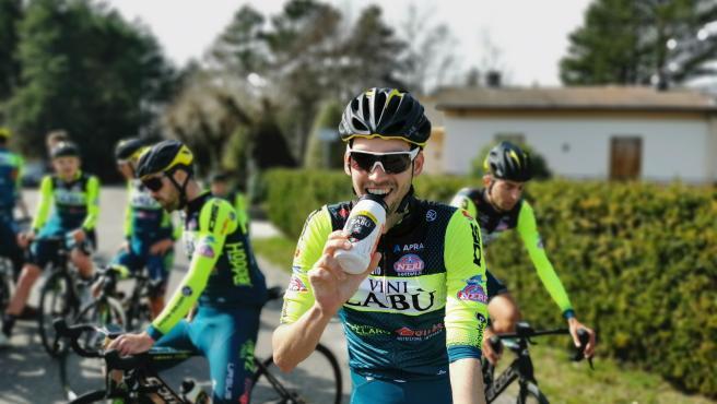 Equipo ciclista Vini Zabú.