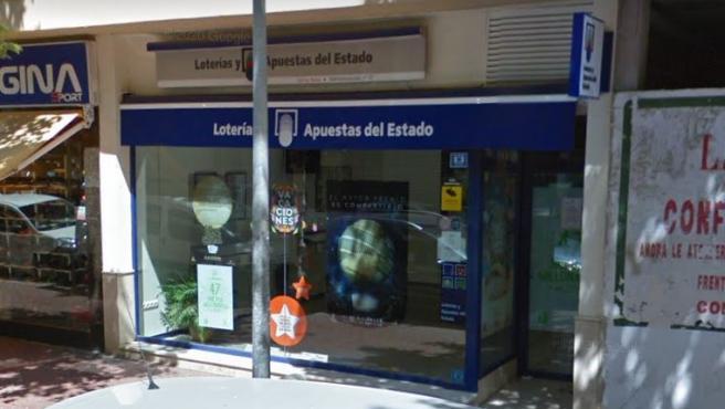 Administración de Loterías de Córdoba.