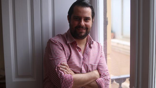 El periodista José Antonio Sau, que presenta 'Historia de un suicida'