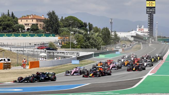 Gran Premio de España de Fórmula 1 de 2020, en Montmeló