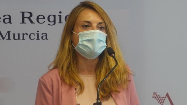La diputada regional socialista Virginia Lopo