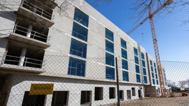 Zaragoza Vivienda modifica el proyecto de Fray Luis Urbano para mejorar la eficiencia energética del edificio.