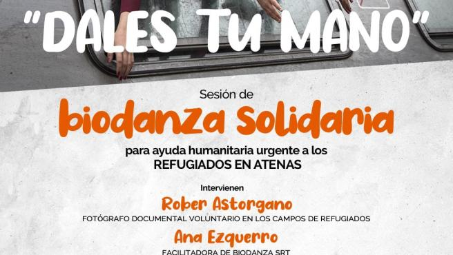 Sesión de Biodanza solidaria