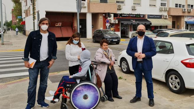 Ciudadanos (Cs) plantea una Delegación de Accesibilidad en el Ayuntamiento de Dos Hermanas (Sevilla).