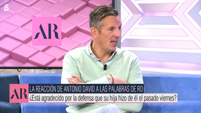 Joaquín Prat, en 'El programa de Ana Rosa'.