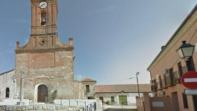 Localidad de Valdeavero (Madrid)