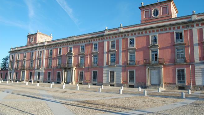 Palacio del infante don Luis en Boadilla del Monte.