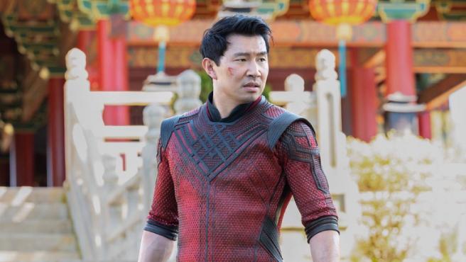 Simu Liu es Shang-Chi