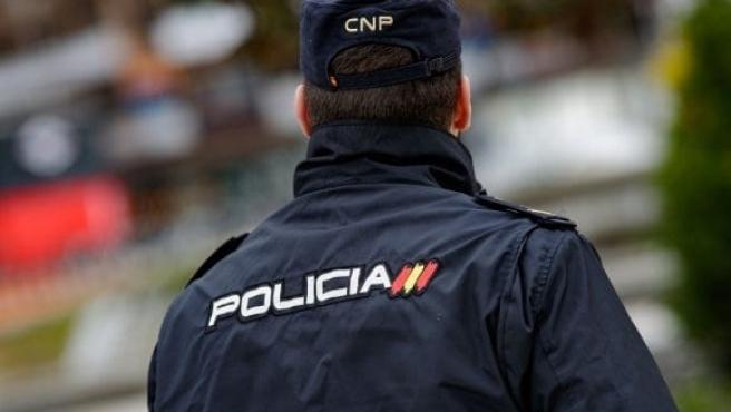 Archivo - Imagen de archivo de un Policía Nacional.