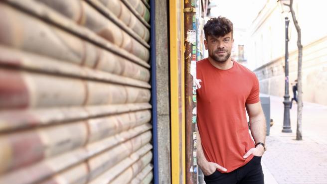 El artista mallorquín Ricky Merino.