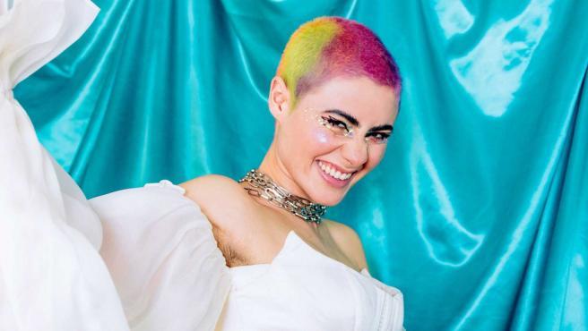 Montaigne, la candidata de Australia a Eurovisión 2021.