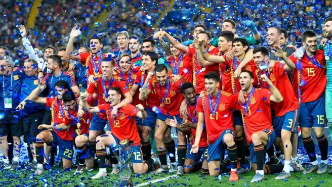 Selección española sub-21