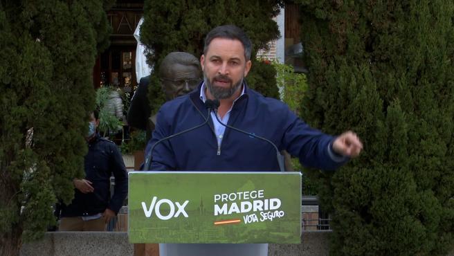 """Abascal: """"Tenemos el deber de proteger los derechos de los españoles"""""""