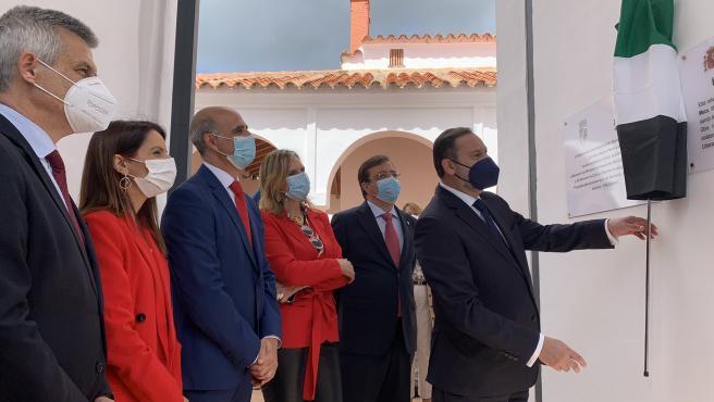 """Ábalos anuncia la licitación """"antes del verano"""" de las obras de la variante de la N-432 en Zafra por 28 millones"""