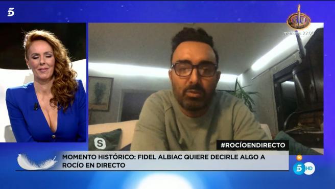 Fidel Albiac interviene en 'Rocío: contar la verdad para seguir viva'.