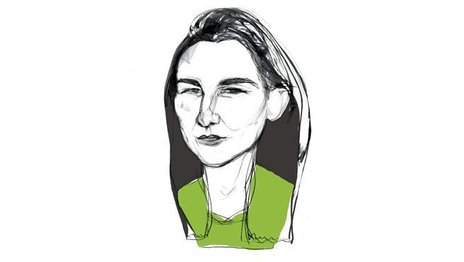 Ilustración de Rocío Monasterio.