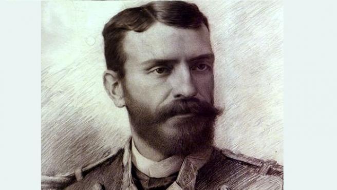 Retrato de Isaac Peral.