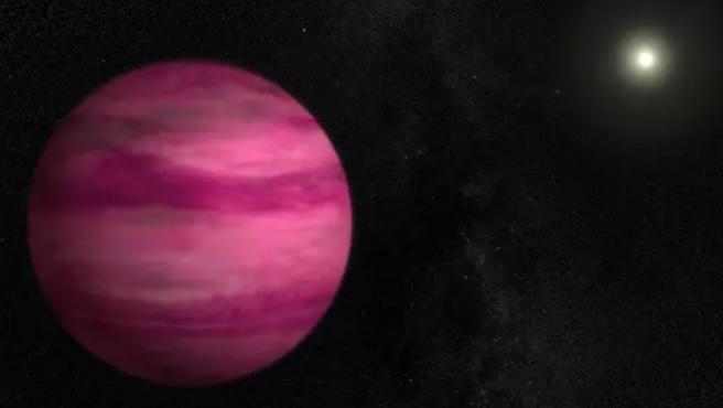 ste exoplaneta, un gigante gaseoso llamado GJ 504b, está a unos 57 años luz de la Tierra. Los exoplanetas como este pueden ayudar a los investigadores a encontrar y medir la materia oscura.