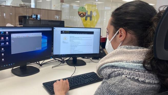 Hefame digitaliza su asesoría laboral, con lo que prevé ahorrar más de 2,6 toneladas de papel en cinco años