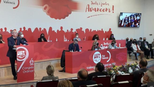 IX Congreso Nacional de UGT-PV