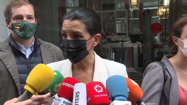 """Monasterio critica a los candidatos por no querer """"debatir"""""""