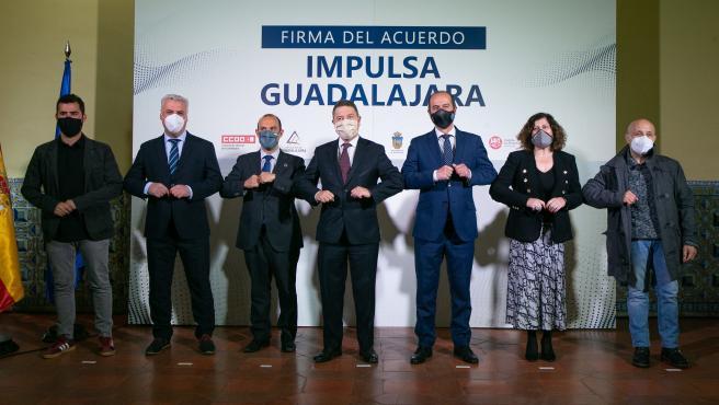 Nace 'Impulsa Guadalajara' como revulsivo para dinamizar el mapa empresarial provincial en tiempos de pandemia