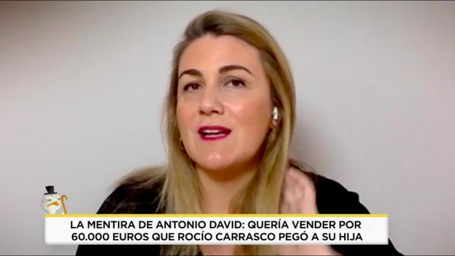 Carlota Corredera en 'Socialité'