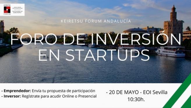 Foro de inversores 'Keiretsu Forum Andalucía 2021