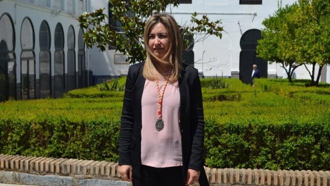 La portavoz de Cs en el Ayuntamiento de Utrera, Isabel González