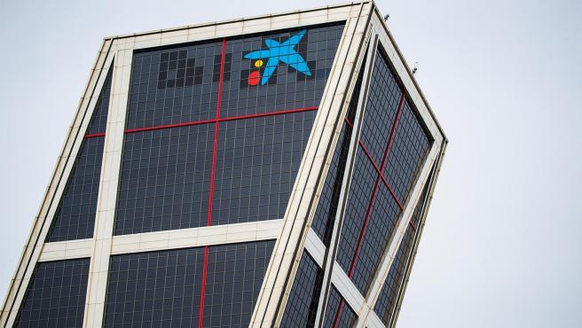 Sede corporativa de CaixaBank en Madrid